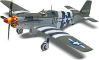 P-51B Mustang Fighter 1/32 Revell Monogram