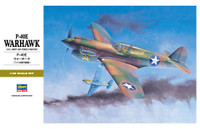 P-40E Texas Longhorn US Fighter 1/32 Hasegawa