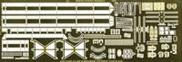 1/144 USS Gato Class Submarine Detail Set for TRP 1/144 White Ensign Models