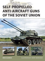 Vanguard: Self-Propelled Aircraft Guns of the Soviet Union Osprey Books