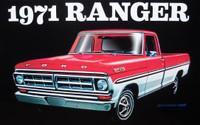 1971 Ford Ranger Pickup 1/25 Moebius