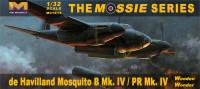 British Mosquito Bomber 1/32 HK Models