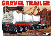 3-Axle Gravel Trailer 1/25 MPC