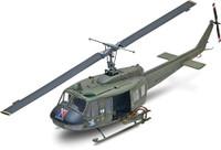 UH-1D Huey Gunship Helicopter 1/32 Revell Monogram