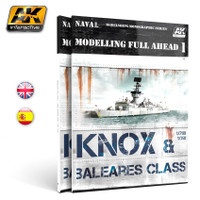 Modelling Full Ahead 1: Knox & Baleares Class Book AK Interactive