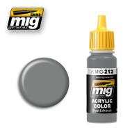 Silver Gray FS26373 Ammo of Mig Jimenez