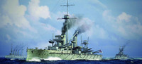 HMS Dreadnought British Battleship 1915 1/700 Trumpeter