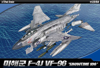 F-4J Showtime 100 Fighter (Snap) 1/72 Academy