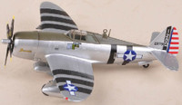 P-47D William D Dunham, Southwest Pacific 1943 1/72 Easy Model