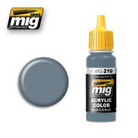 Gray Blue FS35237 Ammo of Mig Jimenez