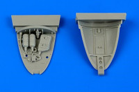 L29 Delfin Nose Nitrogen Bay For AGK (Resin) 1/48 Aires