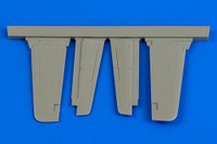 P-51D Mustang Control Surfaces For TAM (Resin) 1/48 Aires