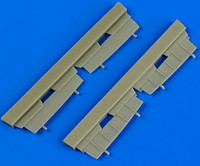 Dornier Do 17Z Undercarriage Covers for AIR 1/72 Quickboost