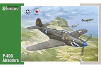 P-400 Airacobra Fighter 1/32 Special Hobby