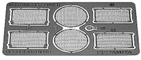 German Panther Ausf D Photo-Etched Grille Set 1/35 Tamiya