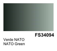 NATO Green FS34094 Surface Primer 200mL Bottle Vallejo