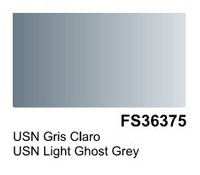 USN Light Ghost Grey FS36375 Surface Primer 200mL Bottle Vallejo