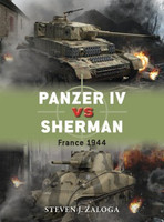 Duel: Panzer IV vs Sherman France 1944 Osprey Books
