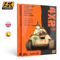 4X2 Book: T34, Sturm IV, Jumbo, Cromwell AK Interactive