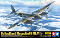 De Havilland Mosquito FB Mk.VI 1/32 Tamiya