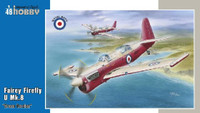 Fairey Firefly U Mk 8 Drone Version Aircraft 1/48 Special Hobby