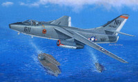EA-3B Skywarrior Strategic Bomber 1/48 Trumpeter
