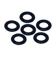 Rubber O Ring for Airbrushes (6pcs) (3A-4)Paasche Airbrush