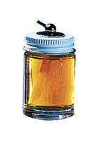 1oz. Glass Bottle Assembly (29cc) (VFA-1oz)Paasche Airbrush