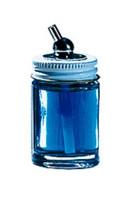 1oz. Glass Bottle Assembly (29cc) (VL-1oz)Paasche Airbrush