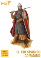 El Cid Spanish Command (15) 1/72 Hat
