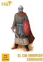 El Cid Moorish Command (18) 1/72 Hat