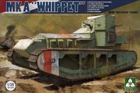 WWI Whippet Mk.A Medium Tank 1/35 Takom