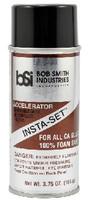 Insta-Set CA Glue Accelerator Aerosol Spray 5.9oz Bob Smith Ind.