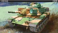 M60A2 US Army Patton Tank 1/35 Academy