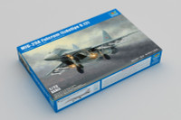 MiG-29A Fulcrum Product 9.12 Russian Fighter 1/72 Trumpeter