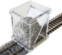 Ballast Spreader HO Scale Bachmann Trains