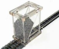 Ballast Spreader N Scale Bachmann Trains
