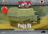 WWII Praga RV Truck 1/72 First To Fight Models