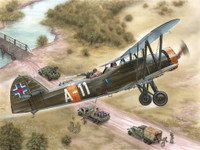 Letov S.328 (III Serie & Later) Slovak AF Aircraft in WWII 1/72 Special Hobby