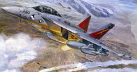 E/A-18G Growler Electronic Warfare Aircraft 1/32 Trumpeter