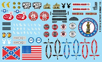 Stuff Sheet #4 1/24-1/25 Gofer Racing Decals