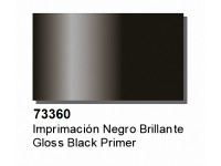 Gloss Black Primer 60mL Vallejo