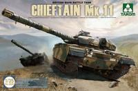 Chieftain Mk.11 British Main Battle Tank 1/35 Takom