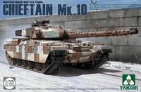 Chieftain Mk.10 British Main Battle Tank 1/35 Takom