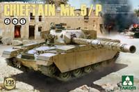 Chieftain Mk.5/5P British Main Battle Tank (2-in-1) 1/35 Takom