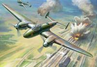 Pe-2 Soviet Dive Bomber 1/48 Zvezda