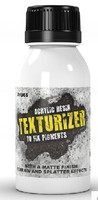 Texturizer Acrylic Resin for Pigments 100mL Bottle AK Interactive