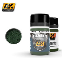 Faded Green Pigment 35mL Bottle AK Interactive