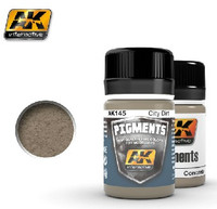 City Dirt Pigment 35mL Bottle AK Interactive