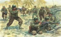 WWII US Infantry (48) 1/72 Italeri